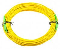 Патч-корд SC/APC-SC/APC drop cable G 657A SM simplex 15m