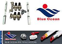 Коллекторный для систем теплого пола 16 мм Blue Ocean