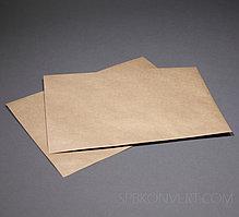 Конверт коричневый С3 формат 324*458 90 гр клапан по короткой стороне  ( конверт крафт ) 250 шт в коробке