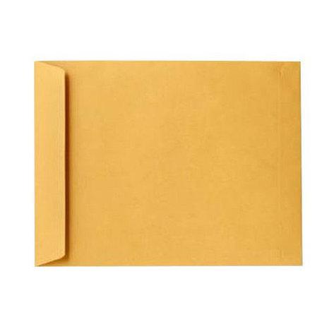 Конверт коричневый B4 250*353  90 гр  отрывная лента клапан по короткой стороне 500 шт в коробке  , фото 2