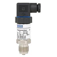Датчик / Преобразователь давления S-10 0/10 bar, 4/20mA, G1/4 WIKA