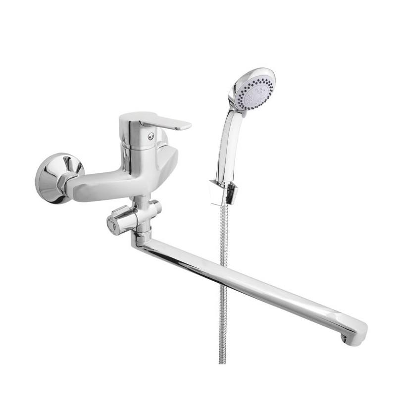 Смеситель для ванны RUBINETA Uno-12/C