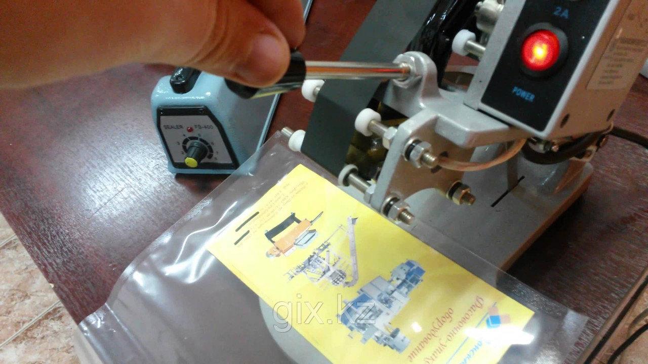 Датер полуавтоматический, для пластиковых пакетов (ставить дату на пакеты)