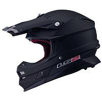 Кроссовый шлем LS2 MX456 с подкачкой щек