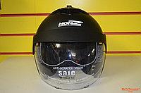 Шлем закрытый HONZ (черный и белый)