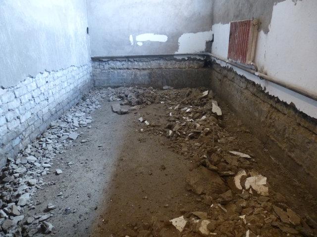 Гидроизоляция цокольного этажа  17