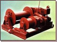 Лебедка маневровая электрическая ТЛ-8Б