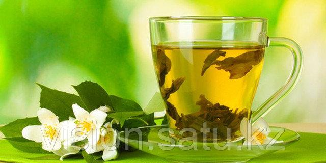 продукт для сердца - зеленый чай