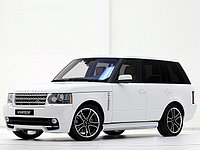 Обвес StarTECH на Range Rover (Рестайлинг), фото 1