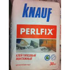 Перлфикс Кнауф (клей для ГКЛ) 30 кг, фото 2