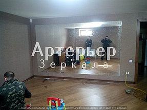 Зеркало в спортивный зал 2