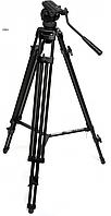 Штатив для видеокамер FOTOMATE VT-680-222ЕХ, фото 1