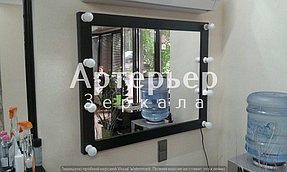 Гримерное зеркало в салон красоты 5