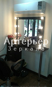 Гримерное зеркало в салон красоты 8