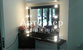 Гримерное зеркало в салон красоты 9
