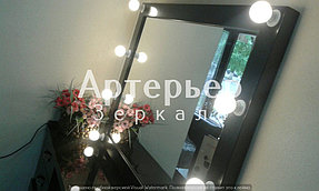 Гримерное зеркало в салон красоты 12