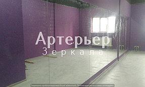 Зеркало в танцевальный зал 1
