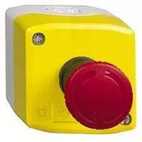 Кнопочный пост авар. остановки 1 НЗ 1 НО, фото 1