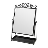 Зеркало настольное КАРМСУНД 27x43 см ИКЕА, IKEA
