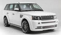 Обвес ARDEN STRONGER на Range Rover Sport (Рестайлинг)