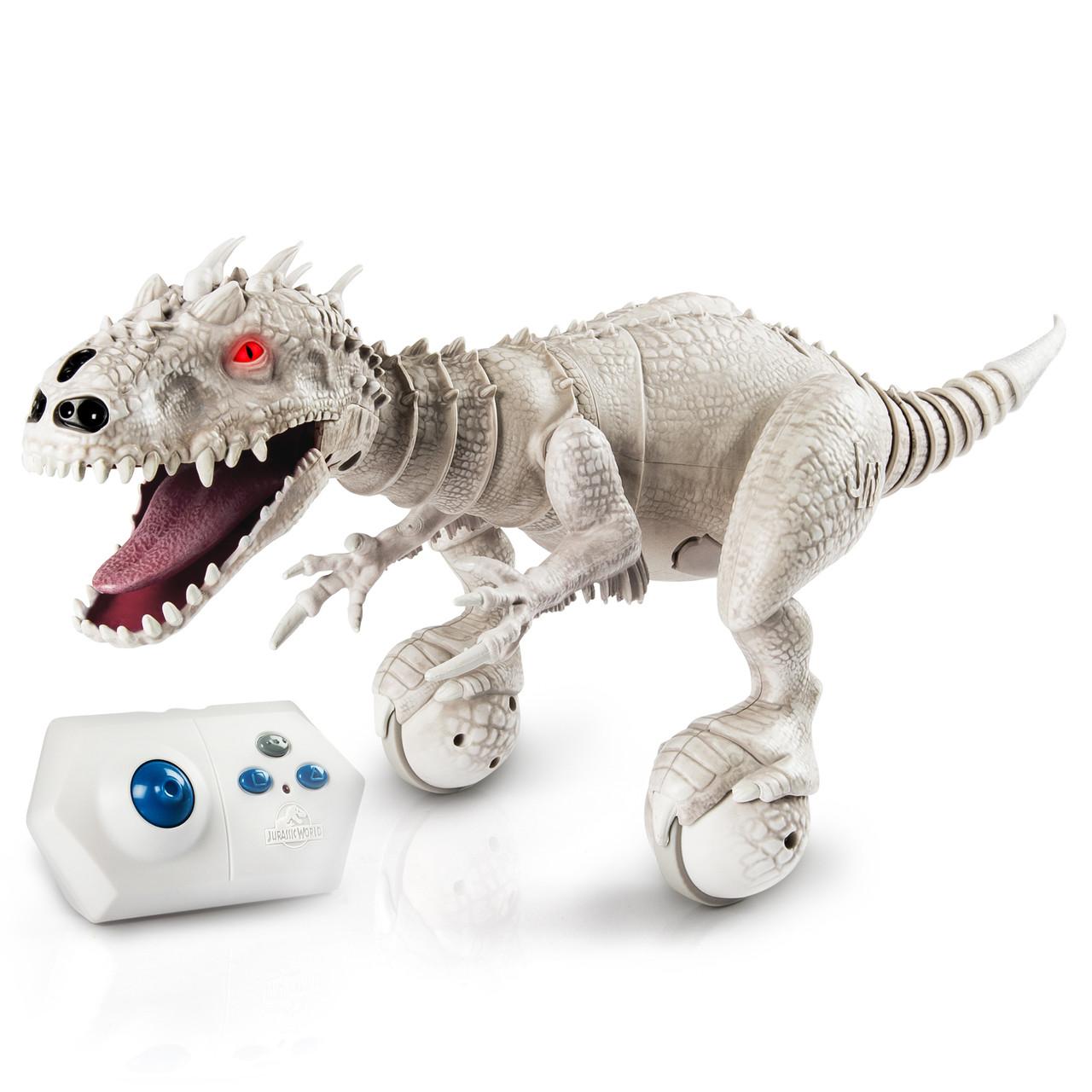 Dino Zoomer - Интерактивный робот-динозавр из Jurassic World