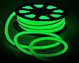 Гибкий неон (FLEX NEON) светодиодный, белый, красный, зеленый, желтый, синий, фото 4