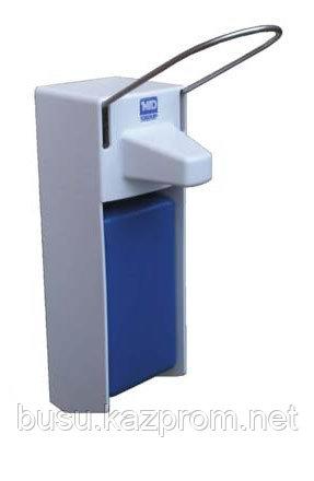 Дозатор локтевой, пластик, 1л