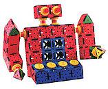 """Подарочный набор для экспериментов """"Удивительный конструктор ЗНАТОК-Klikko. 452 детали"""", фото 3"""
