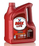 Valvoline Max Life 10W40(4+1L)