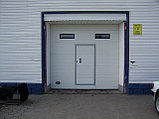 Гаражные ворота  Doorhan 2600х2200 подъемные, фото 6