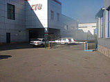 Шлагбаумы электрические, фундамент для шлагбаума, фото 3
