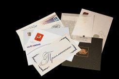 Бумажные конверты