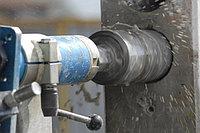 Алмазосверление ж/бетона от 24-400 мм