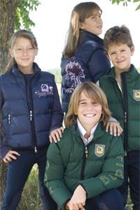 Куртка Tattini детская с отстегивающимися рукавами