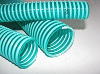 Шланги армированные спиралью ПВХ, напорно-всасывающие, облегченные, фото 1