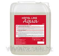 """""""AQUA"""" Трех-фазный очиститель для уборки ванных комнат и санитарных зон в отелях 5л"""