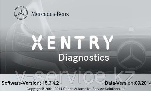 Компьютерная диагностика Mercedes-Benz