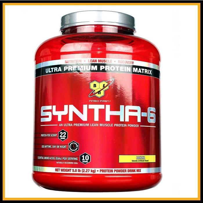 BSN Syntha-6 2,3кг (печенье и крем)