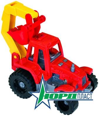 """Трактор """"Ижора"""" с ковшом 150"""