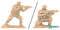 """Солдаты """"Морские котики"""" США (1 шт. в пакете: стрелок из автомата или пулеметчик в ассорт.) 315"""