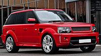 Оригинальный обвес Kahn на Range Rover Sport (Рестайлинг), фото 1