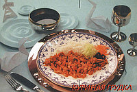 Цептер рецепты китайской кухни для посуды Вок. Куриная грудка по-китайски.