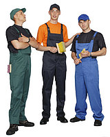Комбинезоны и полукомбинезоны рабочие