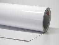 Пленка для сольвентной печати 1.52м*50м глянец/матовый (120 гр)