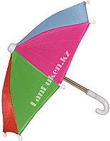 Зонтик для декора радужный (для праздника)