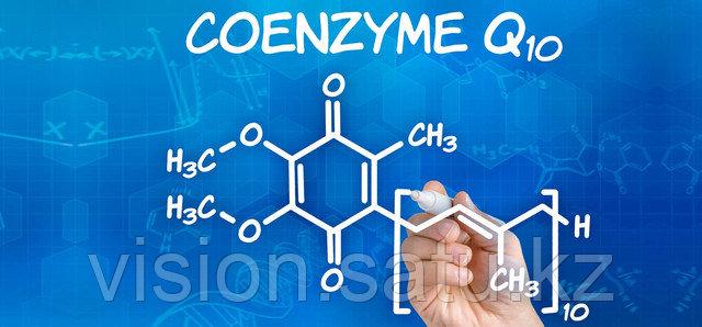 коэнзим Q10 для здоровья сердца