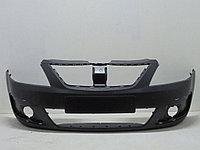 Бампер передний Ларгус (шагрень, не для окраски) Renault
