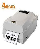 Термотрансферный принтер этикеток и штрих-кодов ARGOX OS-214 plus