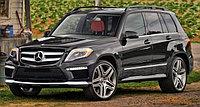 Обвес GLK 63 для Benz GLK X204 рестайлинг