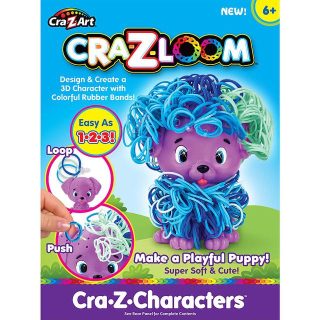 Crazy loom (cra-z-loom) плетение из резиночек